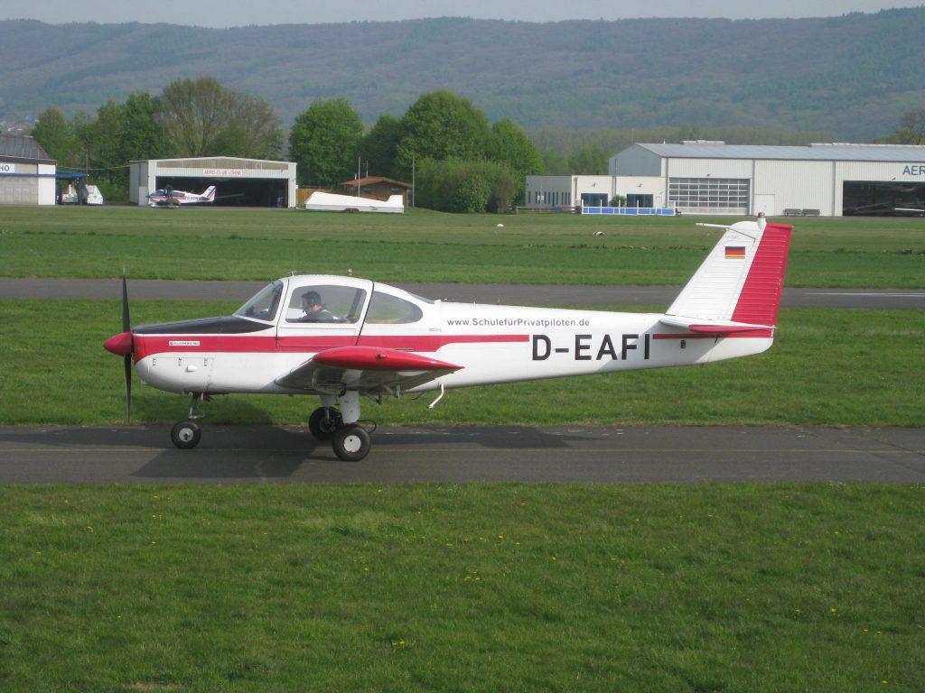 D-EAFI / Fuji FA-200