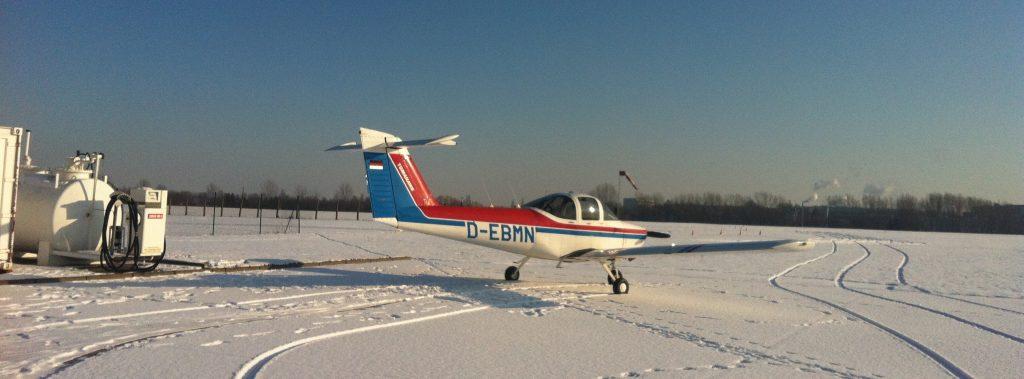 D-EBMN / Piper PA38