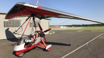 Permalink auf:Ausbildung Ultraleicht Trike