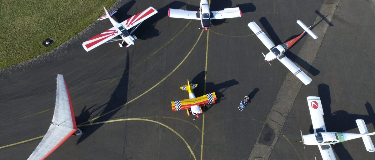 Permalink auf:Unsere Flugzeuge für Sie